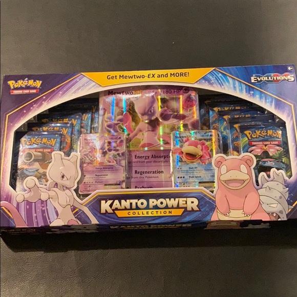 Kanto Power Collection Mewtwo EX//Slowbrow EX